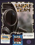 Sabre Team DOS Front Cover
