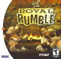 WWF Royal Rumble Dreamcast Front Cover