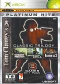 Tom Clancy's Classic Trilogy Xbox Front Cover