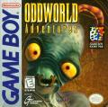 Oddworld: Adventures Game Boy Front Cover