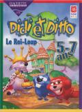 Didi and Ditto: First Grade - The Wolf King Macintosh Front Cover