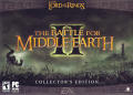 The Lord of the Rings: The Battle for Middle-earth II (Collector's Edition) Windows Front Cover