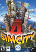 SimCity 4 Macintosh Front Cover