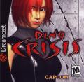Dino Crisis Dreamcast Front Cover