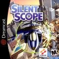 Silent Scope Dreamcast Front Cover