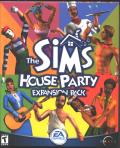 The Sims: House Party Windows Front Cover