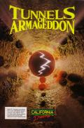 Tunnels of Armageddon DOS Front Cover