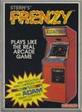 Frenzy ColecoVision Front Cover
