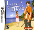Lost in Blue Nintendo DS Front Cover