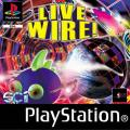 Live Wire! PlayStation Front Cover