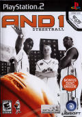 AND 1 Streetball PlayStation 2 Front Cover
