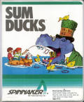 Sum Ducks Commodore 64 Front Cover