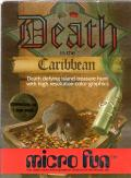 Death in the Caribbean Commodore 64 Front Cover