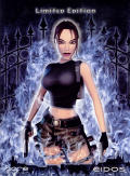 Lara Croft: Tomb Raider - The Angel of Darkness (Limited Edition) Windows Front Cover