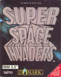 Taito's Super Space Invaders DOS Front Cover