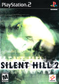 Silent Hill 2 PlayStation 2 Front Cover