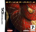Spider-Man 2 Nintendo DS Front Cover