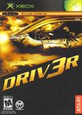 Driv3r Xbox Front Cover