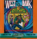 West Bank Commodore 64 Front Cover