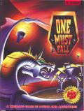 One Must Fall 2097 DOS Front Cover
