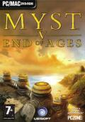 Myst V: End of Ages Macintosh Front Cover