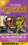 Frogger Dragon 32/64 Front Cover