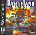BattleTanx: Global Assault PlayStation Front Cover
