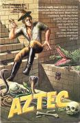 Aztec Commodore 64 Front Cover