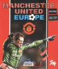 Manchester United Europe ZX Spectrum Front Cover