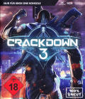 Crackdown 3 Xbox One Front Cover