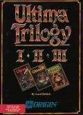Ultima Trilogy: I ♦ II ♦ III Apple II Front Cover