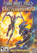 One Must Fall: Battlegrounds Windows Front Cover