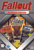 Fallout Radioactive Windows Front Cover