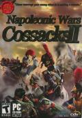 Cossacks II: Napoleonic Wars Windows Front Cover