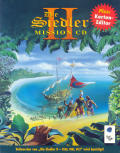The Settlers II Mission CD DOS Front Cover