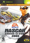 NASCAR 2005: Chase for the Cup Xbox Front Cover