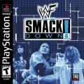 WWF Smackdown! PlayStation Front Cover Also a manual
