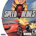 Speed Devils Dreamcast Front Cover