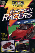 European Racers DOS Front Cover