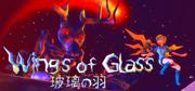 Wings of Glass Macintosh Front Cover