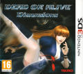 Dead or Alive: Dimensions Nintendo 3DS Front Cover