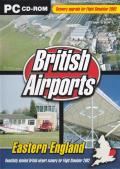 British Airports: Eastern England Windows Front Cover
