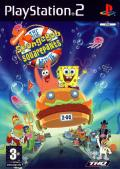 SpongeBob SquarePants: The Movie PlayStation 2 Front Cover