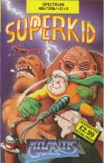 Superkid ZX Spectrum Front Cover