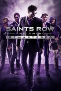 Saints Row: The Third Remastered Xbox One Front Cover