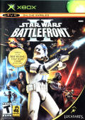 Star Wars: Battlefront II Xbox Front Cover