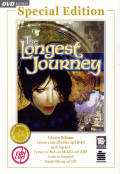 The Longest Journey: Special Edition Windows Front Cover