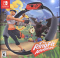 Ring Fit Adventure Nintendo Switch Front Cover