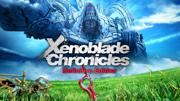 Xenoblade Chronicles: Definitive Edition Nintendo Switch Front Cover