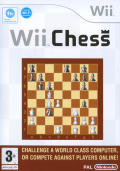 Wii Chess Wii Front Cover
